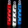 """Democratic Patriotic 6"""" Glow Light Sticks - 6"""" Premium glow light stick with Democratic donkey logo."""