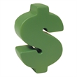 Squeezies (R) Dollar Sign Stress Reliever