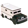 Squeezies® Armored Car Stress Reliever - Armored car shape stress reliever.