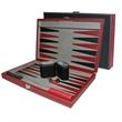 Leatherette Backgammon set - Medium - Leatherette Backgammon set - Medium