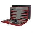 Leatherette Backgammon set - Large - Leatherette Backgammon set - Large