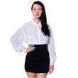 Interlock Mini Skirt - Interlock mini skirt. Blank.
