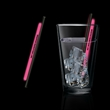 "Pink 5"" Light Up Glow Straw"