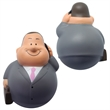 Squeezies (R) Business Bert (TM) Wobbler Stress Reliever