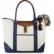 Cutter & Buck® Legacy Cotton Canvas Boat Tote - Cutter & Buck® Legacy Cotton Canvas Boat Tote