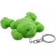 "4"" Green Frog Key Chain"
