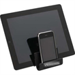 Business Card/Phone/Tablet/Pen Holder - Black business card/ phone/ tablet/ pen holder.