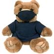 "8"" Navy Scrubs Bear"