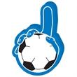 Soccer Ball Hand