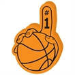 Foam Basketball Hand