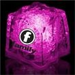 Light Up Ice Cube - Clear - Pink LED - Light Up Ice Cube - Pink - On/Off Switch - Flash/Blink/Steady. Blank.