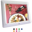 """High Resolution 8"""" Digital Picture Frame and Audio / Video P"""