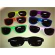 Neon Wrappers - Wrap around sunglass