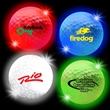 Lumi Ball LED Light Up Glow Golf Balls - Light Up LED Glow golf ball.