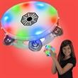 Light Up Round Tambourine Toy