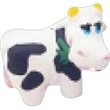 Animal series stress reliever - Stress reliever with bell cow shape.