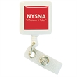 """Value Badge 13/16"""" Reel with bulldog clip on back"""