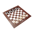 Case Made Chess/Checkers Board - Case made chess/checkers board.