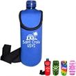 Small Water Bottle Insulator - Neoprene water bottle insulator.