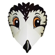 Owl Headband - Owl headband made from 14 pt., high density, white poster board.
