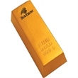 Squeezies (R) Gold Bar Stress Reliever