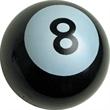 Executive Decision Maker - Eight ball design executive decision maker.