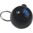 Decision Maker Keyring - Ball shaped decision maker with key holder.