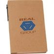 Eco Office Notebook - Eco office notebook made from recycled cardboard.