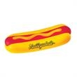 Hot Dog Stress Reliever - Hot dog shaped stress reliever. Overseas direct.
