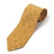 Printed Polyester Necktie - Handmade high performance polyester printed neck tie.