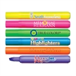 Brite Spots Jumbo Fluorescent Highlighter - Full Color Decal