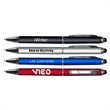 iWriter Stylus & Twist Retractable Ball Point Pen Combo