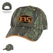 Camouflage Cap - Camouflage cap, 6 panel, low profile 100% cotton twill.