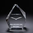 3D Crystal Maximo Large Award