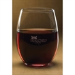 Stemless Red Wine Glass - Set of 4 - Set of four - 21 oz. wine glasses.