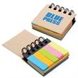 Regency Sticky Notes & Flags Notebook - Regency Sticky Notes & Flags Notebook