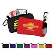 Smartphone holder with Zippered Pouch- Full Color - Smartphone holder with Zippered Pouch- Full Color