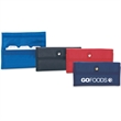 Coupon pouch with indexes - Coupon pouch with indexes, 420 denier nylon.