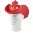 Maple Leaf Cowboy Hat