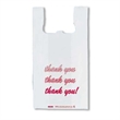 Thank You T-Shirt Bag - Plastic Bag