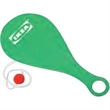"""Paddle Balls - 10"""" plastic paddle ball game that's offered in a variety of colors."""
