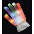 Rainbow light up glove