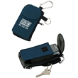 Carabiner Cell Phone Holder W/Zippered Pocket
