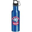 Aluminum 28 Oz Sports Bottle