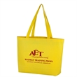 """21 X 15 X 5 Convention Tote - Convention tote bag with 28.5"""" shoulder strap and customization."""