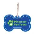 Dog Bone Reflective Collar Tag