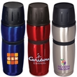 Click 'N Sip Stainless Thermal Bottle - Click 'N Sip stainless thermal bottle. Closeout all colors.