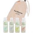 Eco-Natural Amenity Kit - Eco-Natural personal hygiene amenity kit.