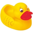 Big Rubber Mom Duck - Yellow big mom toy duck.