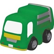 Rubber Recycling Environmental Truck - Rubber recycling truck.